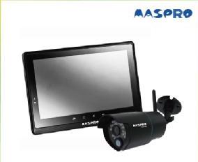 送料無料 監視カメラ マスプロ モニター 送料無料&ワイヤレスフルHDカメラセット [WHC10M2] モニター1台+カメラ1台 監視カメラ 防犯カメラ セキュリティー機器 MASORO MASORO, REGALO KOBE:bc0ede72 --- sunward.msk.ru