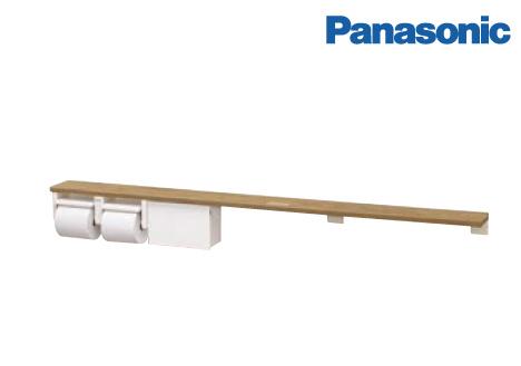 収納 棚 小物収納 [XGHA774□WSS] パナソニック アラウーノ トイレ ペーパーホルダー タイプA 受注生産品 ロングタイプ