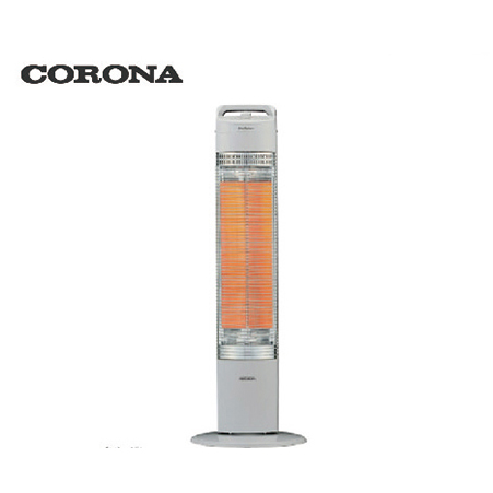 コロナ 遠赤ヒーター スリムカーボン 電気ヒーター [CH-C98(H)] 暖房器具 ヒーター ストーブ CORONA
