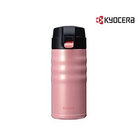 撥水性がよく 信憑 様々なドリンクに対応 マグボトル セラブリッド 買い取り 350ml CSB-350-BCPK マイボトル 水筒 魔法瓶 コーラルピンク リユースボトル