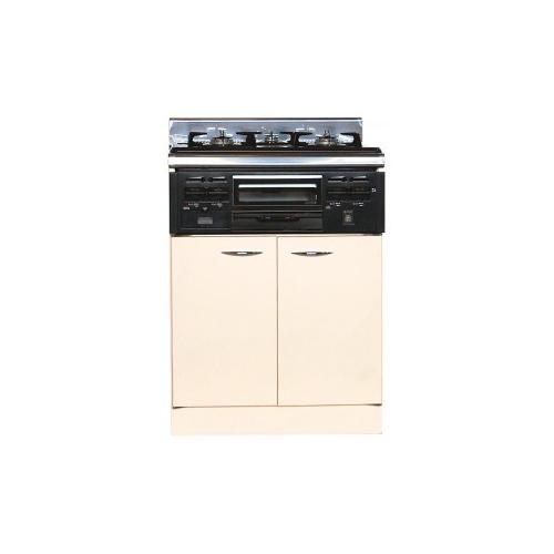 メーカー直送品 法人様限定商品 地域限定 送料無料 セクショナルキッチン ガス台 Eタイプ [EAGK-600**] ライフ 幅600 奥行560