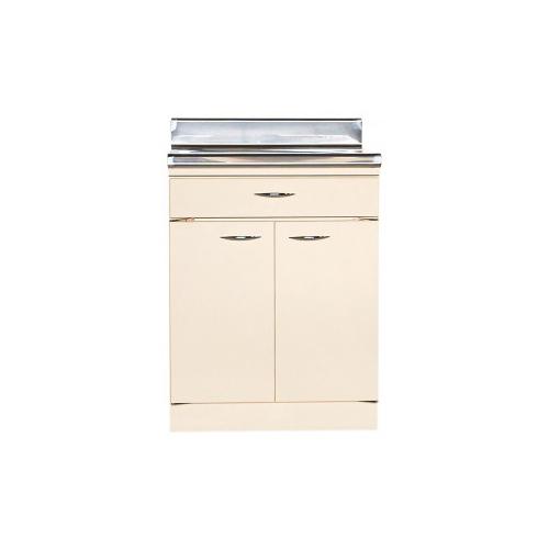メーカー直送品 法人様限定商品 地域限定 セクショナルキッチン 調理台 Eタイプ [EBT-600**] ライフ 幅600 奥行560