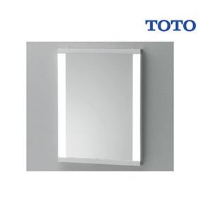 化粧鏡 LED照明付鏡 化粧照明タイプ [EL80013] TOTO 洗面 アクセサリ