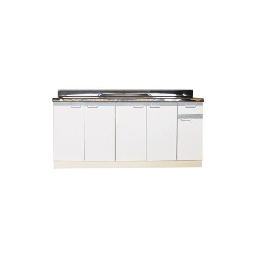 メーカー直送品 法人様限定商品 地域限定 送料無料 セクショナルキッチン 流し台中水槽 LFタイプ [LFN-1700**] ライフ 幅1700 奥行560