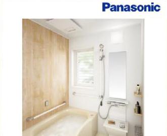 送料無料 システムバス パナソニック リフォムス 1216サイズ ドア勝手:BR 人大保温腰掛浴槽 スゴぽかフロア ナノイー搭載カビシャット暖房換気乾燥機 [BRK8538 BR] Panasonic