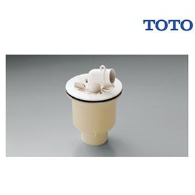 洗濯機用水栓金具 縦引きトラップ [PJ2004B] 洗面所 アクセサリ TOTO
