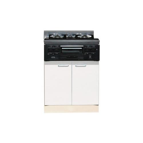 メーカー直送品 法人様限定商品 地域限定 送料無料 セクショナルキッチン ガス台 Rタイプ [RBGK-600**] ライフ 幅600 奥行550