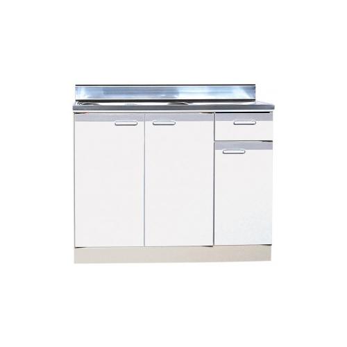 メーカー直送品 法人様限定商品 地域限定 送料無料 セクショナルキッチン 流し台 奥行460 送料無料 左右水槽有り Rタイプ 流し台 [RRAN-1000(R/L)**] ライフ 幅1000 奥行460, ウスグン:e739fe02 --- colormood.fr