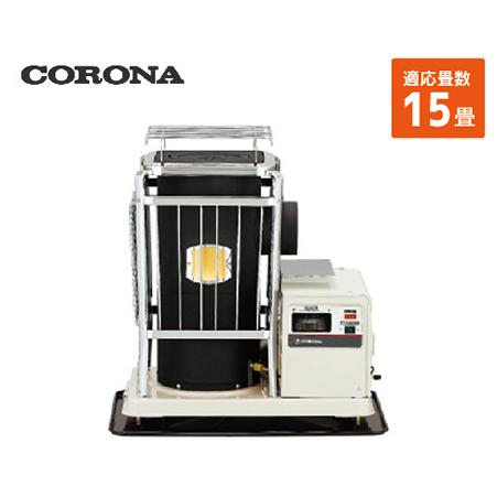 コロナ 寒冷地用大型ストーブ ポット丸型 [SV-1012BS] 15畳 暖房器具 ヒーター ストーブ CORONA