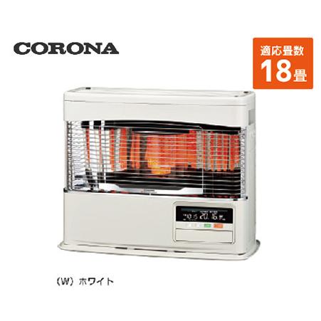 コロナ 寒冷地用大型ストーブ 床暖FF [UH-F7018PK] 18畳 暖房器具 ヒーター ストーブ CORONA