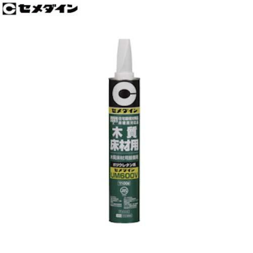 セメダインAR-243木質床用床暖用1液型ウレタン樹脂系接着剤UM600V 1100gジャンボカートリッジ 梱包単位:12本