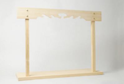 メーカー直送 送料無料 クボデラ 神棚棚板 [e-C型] 神棚 神具