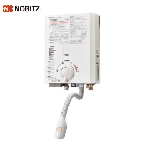 送料無料 NORITZ ガス小型湯沸器 給湯専用 [GQ-530MW-13A] 都市ガス(13A) 5号 元止め式 オートストップなし ノーリツ あす楽