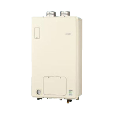 送料無料 ガス給湯暖房熱源機RUFH-EM2402AFF2-1A 給湯+おいだき+暖房 タイプFF方式上方給排気タイプ エコジョーズ 屋内壁掛型 フールオート24号 屋内設置専用 <受注生産品> リンナイ Rinnai