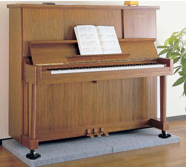【法人様限定】【大建工業】防振ベース グレー[YB08012] 2枚セット! 防音マット ピアノ オルガン ドラム スピーカーなどに♪