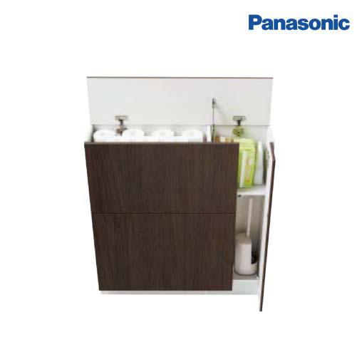 送料無料 Panasonic アラウーノ トイレアクセサリー 背面収納 タイプB柄[GHA7FH2**] パナソニック