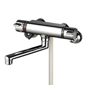 シャワー 水栓 浴室用水栓 KVK [KF800T] サーモスタット式シャワー あす楽
