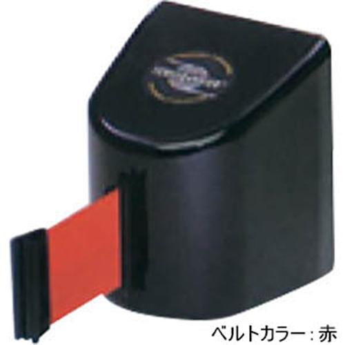 メーカー直送 サンポール テンサバリアー 屋内用 ベルト色:黒 W120×D129×H186mm [897-HC-B9] SUNPOLE