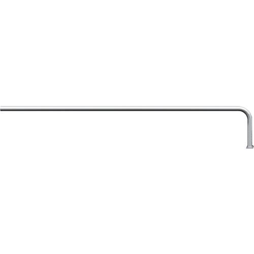メーカー直送 サンポール ジョイント自転車アーチ エンド支柱 WP2400用 φ42.7(t2.0)×H350mm カラー:ステンレス [AA-42BJ24-E]