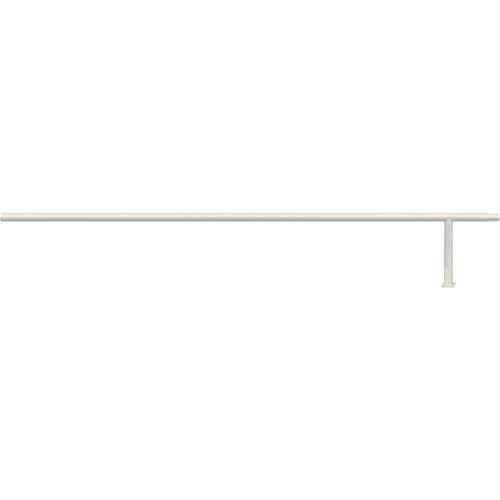 メーカー直送 サンポール ジョイント自転車アーチ 中間支柱 WP2400用 φ42.7(t2.3)×H350mm カラー:白 [FAA-42BJ24-P(W)]