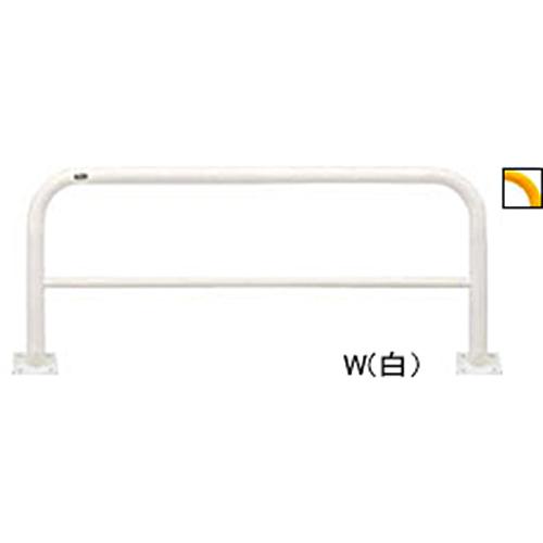 メーカー直送 サンポール アーチ φ60.5(t2.8)×W1500×H650mm カラー:黄 [FAH-7B15-650(Y)]