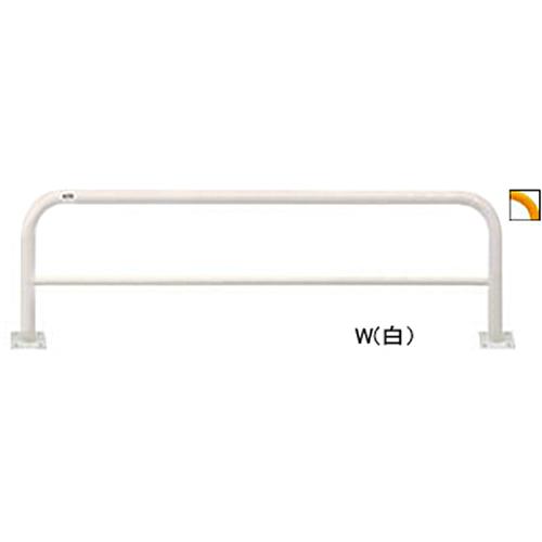 メーカー直送 サンポール アーチ φ60.5(t2.8)×W2000×H650mm カラー:白 [FAH-7B20-650(W)]