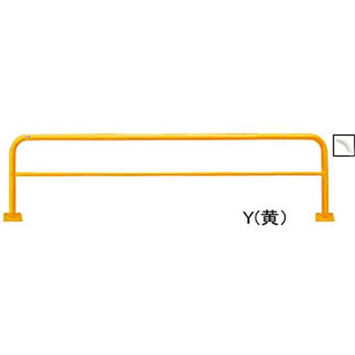 メーカー直送 サンポール アーチ φ60.5(t2.8)×W2000×H800mm カラー:白 [FAH-7B30-800(W)]