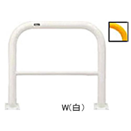 メーカー直送 サンポール アーチ φ60.5(t2.8)×W700×H650mm カラー:白 [FAH-7B7-650(W)]