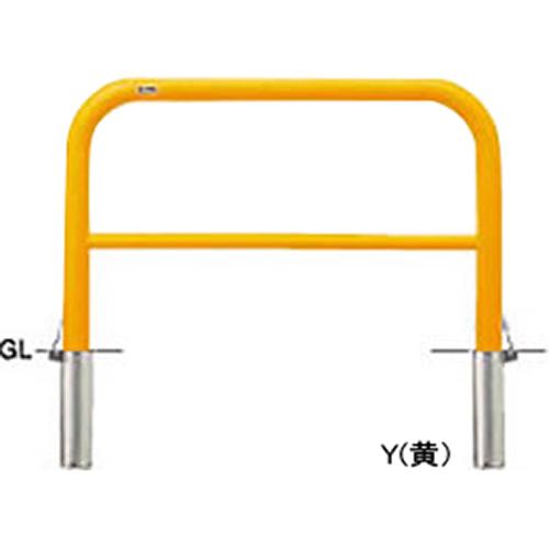 メーカー直送 サンポール アーチ   [FAH-7SF10-650(RW)] φ60.5(t2.8)×W1000×H650mm SUNPOLE