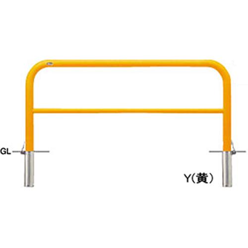 メーカー直送 サンポール アーチ   [FAH-7SF15-650(RW)] φ60.5(t2.8)×W1500×H650mm SUNPOLE