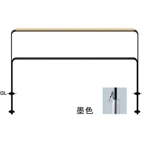メーカー直送 サンポール 和モダン フラットバーアーチ W1500×H817mm [FNA-7SK15W-800-133] SUNPOLE