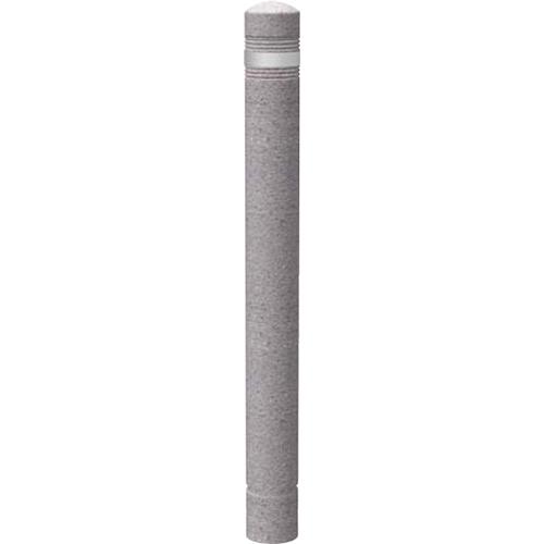 メーカー直送 サンポール リサイクルボラード ラバーポスト φ80×H804mm カラー:桜御影調 [RB-110(ST3)]