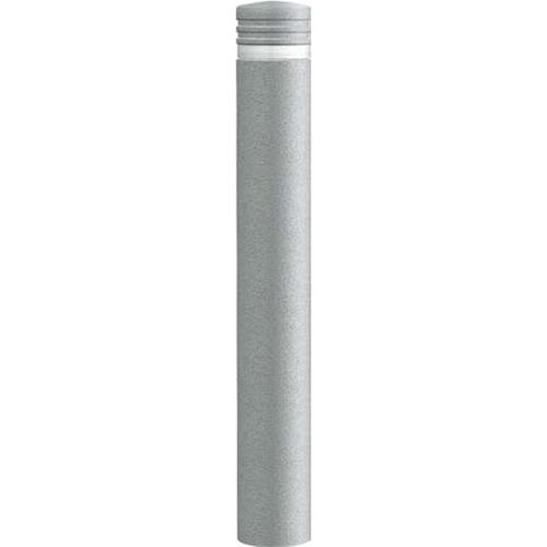 【法人様限定】メーカー直送 サンポール リサイクルボラード ゴムチップ φ115×H850mm カラー:グレー [RB-115U(N)]