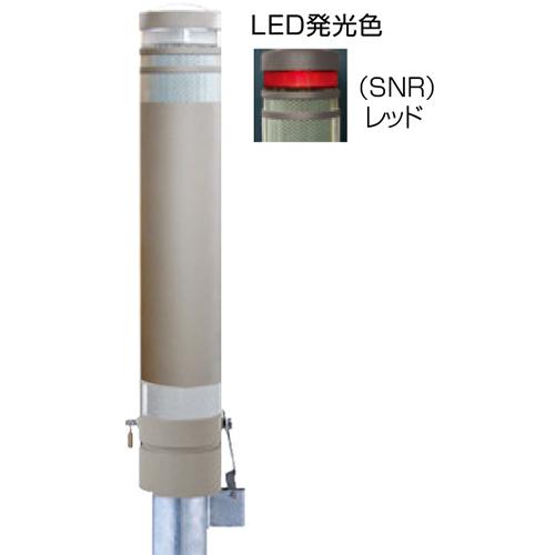 メーカー直送 サンポール リサイクルボラード  [RB-133SK-SOL(SNR)] φ130×H826mm SUNPOLE
