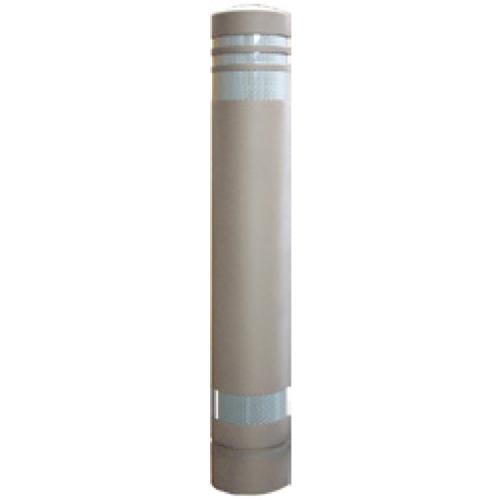 メーカー直送 サンポール リサイクルボラード  [RB-133U(SN)] φ130×H826mm SUNPOLE