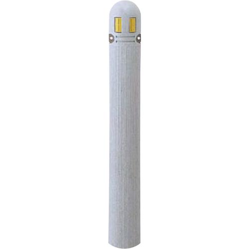 メーカー直送 サンポール リサイクルボラード プラスチック  [RP-201U-F(N)] φ115×H850mm SUNPOLE
