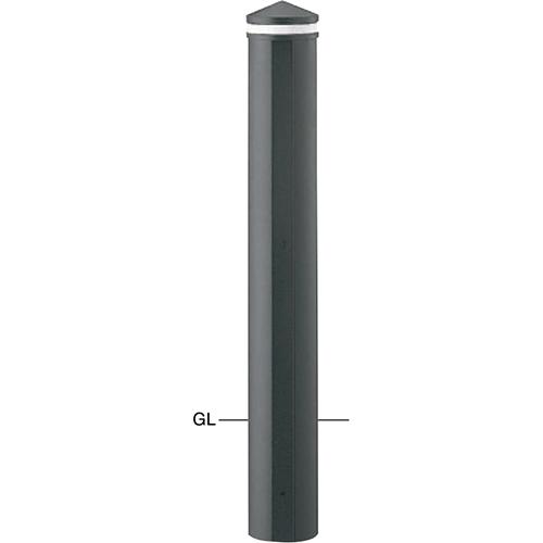 メーカー直送 サンポール ボラード  [V-312U] φ152.5×H850mm SUNPOLE