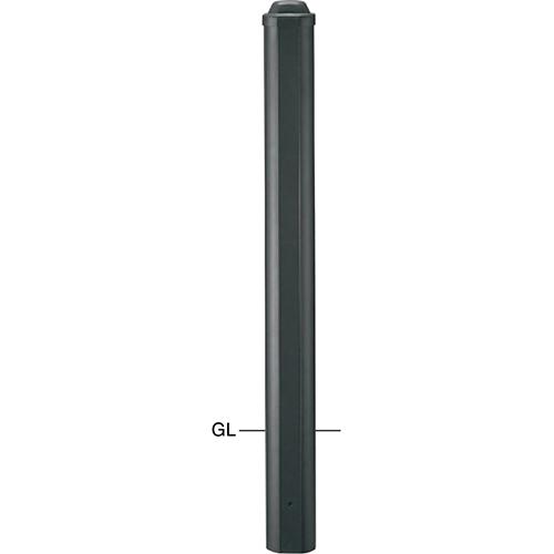 メーカー直送 サンポール ボラード  [V-344U] φ108×H850mm SUNPOLE