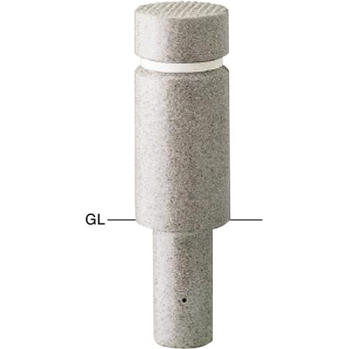 メーカー直送 サンポール ボラード  [VS-100U] φ200×H450mm SUNPOLE