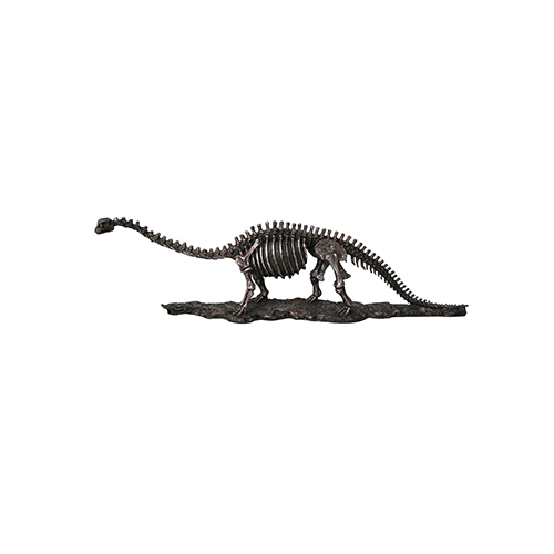 メーカー直送 東洋石創 The GROBAL MARKET(グローバルマーケット) Dinosaur(ブロントサウルス) [14114] 海外雑貨 輸入雑貨 W620×H170×D110 ○