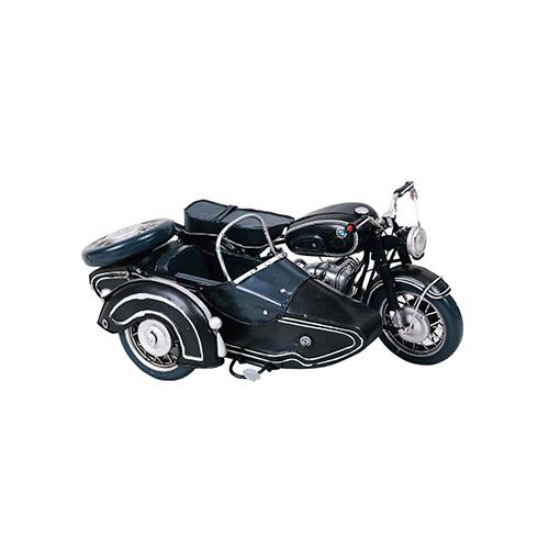 メーカー直送 東洋石創 The GROBAL MARKET(グローバルマーケット) ブリキのおもちゃ(side car black) [27520] 海外雑貨 輸入雑貨 W280×H135×D180 ○