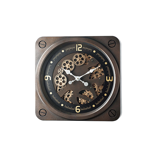 メーカー直送 東洋石創 The [50304] W490×H490×D70 GROBAL MARKET(グローバルマーケット) Gear Clock GROBAL [50304] 海外雑貨 輸入雑貨 W490×H490×D70 ○, 有田郡:5c4ef399 --- sunward.msk.ru