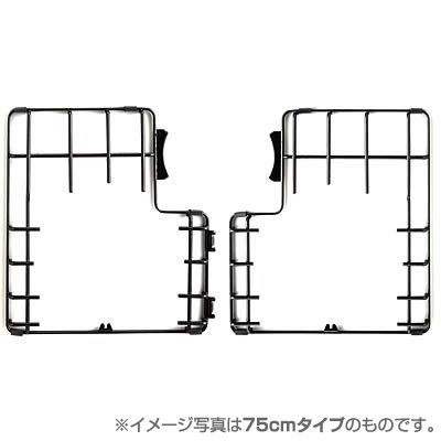 ノーリツ 60cm幅用:全面補助五徳(左右2分割) DP0137 ハーマン《配送タイプA》