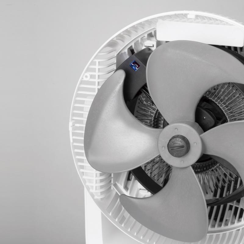 ゼンケン 除菌消臭サーキュレーター ピュアドライ ZCL-1200《配送タイプA》