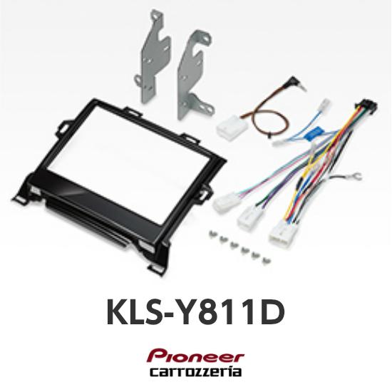 KLS-Y811D20系 アルファード ヴェルファイア(H20/5~H27/1)8V型カーナビ取付キットカロッツェリア