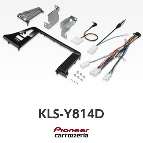KLS-Y814DC-HR(H28/12~現在)8V型カーナビ取付キットカロッツェリア