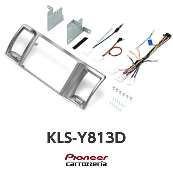 KLS-Y813Dハイエース(H25/12~現在)8V型カーナビ取付キットカロッツェリア