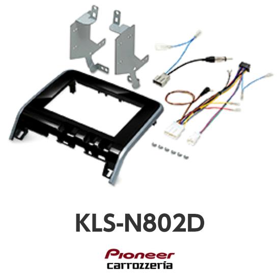 KLS-N802Dセレナ(S-HYBRID含む)/ セレナ e-POWERオーディオレス車用8V型カーナビ取付キットカロッツェリア