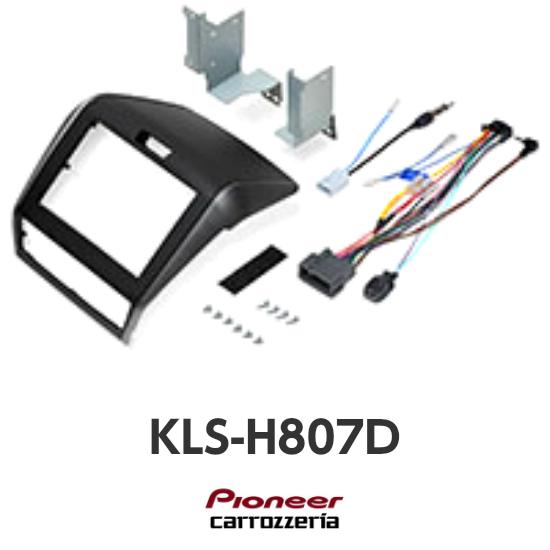 KLS-H807Dホンダ フリード8V型カーナビ取付キットカロッツェリア