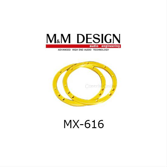 MX-616M&M DESIGNアルミインナーバッフルベーススズキ VW スバル ダイハツ車用